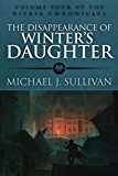 The Disappearance of Winter's Daughter (The Riyria Chronicles Book 4) (English Edition)