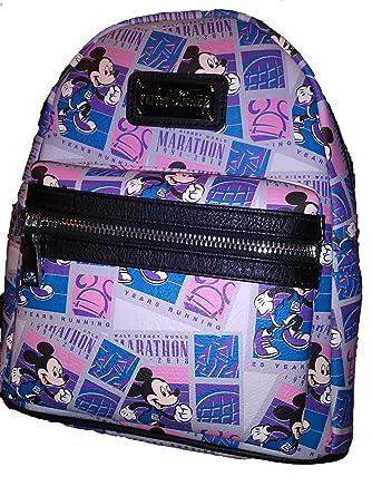 7ed2bae0b5e Run Disney Marathon 25th Anniversary Mini Backpack