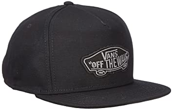 VANS - Vans Hat - Classic Patch - Black - One Size