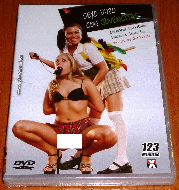 Sexo Duro Con Jovencitas Dvd Import European Format - Region 2: Amazon.ca:  DVD