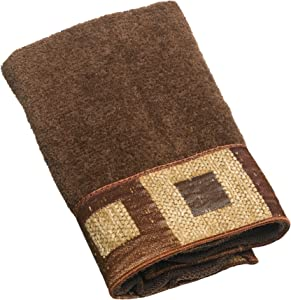 Avanti Linens Precision Wash Cloth, Mocha