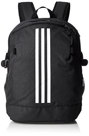 4f3ce631 adidas 3-Stripes Power Backpack Medium - Black/White/White, 16 x 32 ...