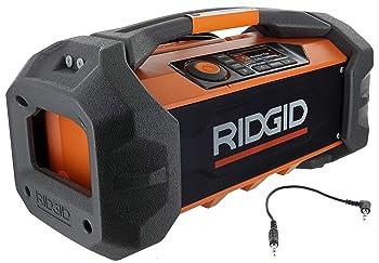 Ridgid R84087 Jobsite Radio