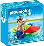 Playmobil - 6675 - Enfant avec bateau  pdales