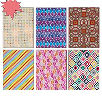 amazon com the gift wrap company gift rapping paper with geometric