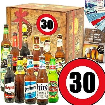 Zum 7 Geburtstag für Männer / 7x Bier Welt/Ideen zum 7. für