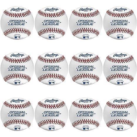 MacGregor Bucket Filled with 3 Dozen Baseballs Blue t
