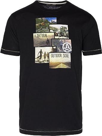 Ternua ® Windgap - Camiseta Mujer: Amazon.es: Ropa y accesorios