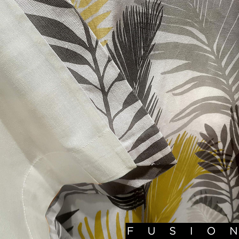 17x17 43x43cm Multicolore 100/% Coton Fusion Tropical Housse de Coussin