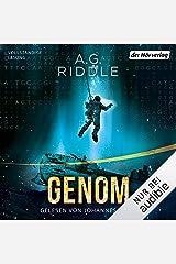 Genom: Extinction 2 Audible Audiobook