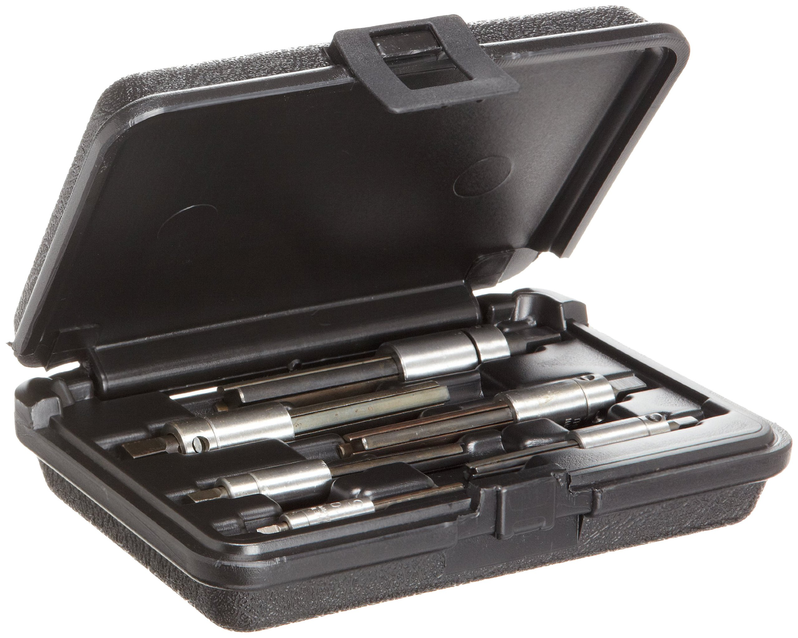 Walton 18001-3 6 Piece 3 Flute Tap Extractor Set With Square Shank by Walton