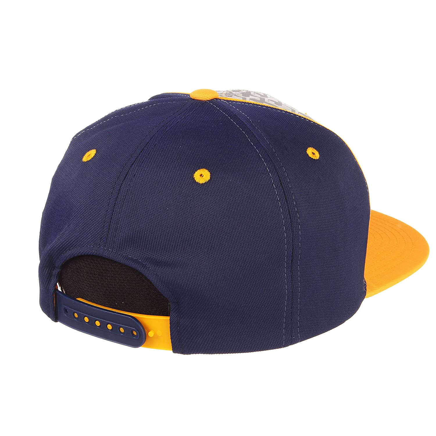 differently bb73e f36f7 ... low price amazon zhats ncaa ucla bruins mens reflector snapback hat  silver navy adjustable sports outdoors