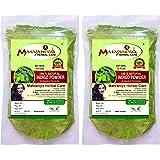 MALVANIYA HERBAL CARE Indigo Powder for Hair, 227 g, Pack of 2