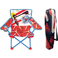 The Incredibles 2 New Spring 2018 Disney's Fold N Go Chair with Carry Bag