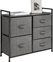 mDesign 5TAldoDrawerUnitStorage  sc 1 st  Amazon.com & Amazon Best Sellers: Best Storage Drawer Units