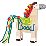 Hape Wooden Lacing Pony Kid's Arts and Crafts