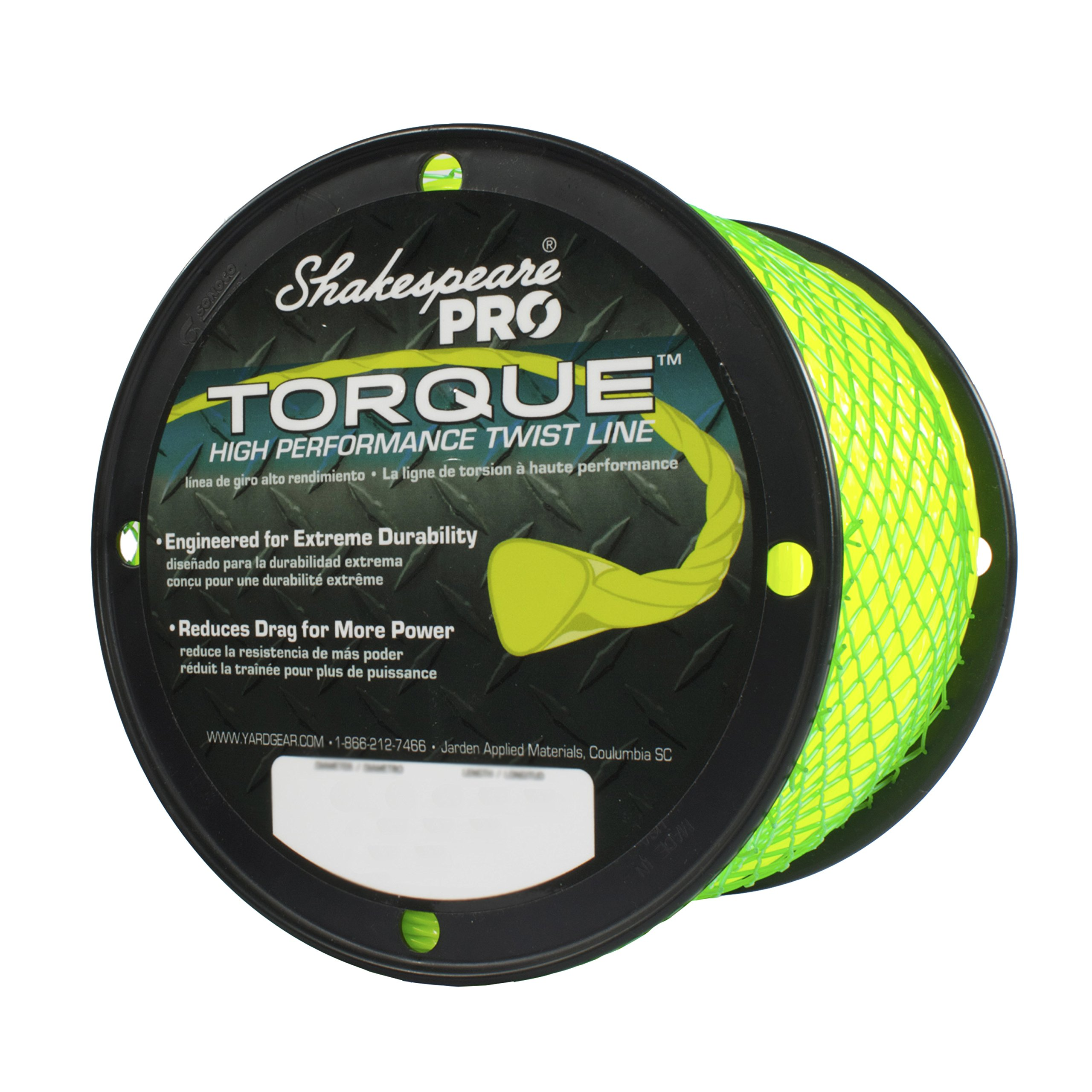 Shakespeare Pro Torque .095'' 3-Pound Spool, 909' by Shakespeare Replacement Parts