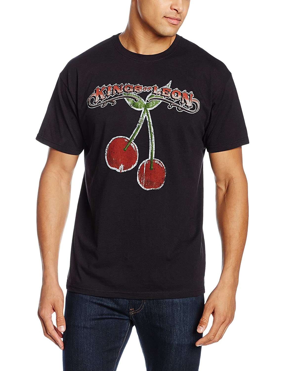 Rockoff Trade Herren T-Shirt Cherries