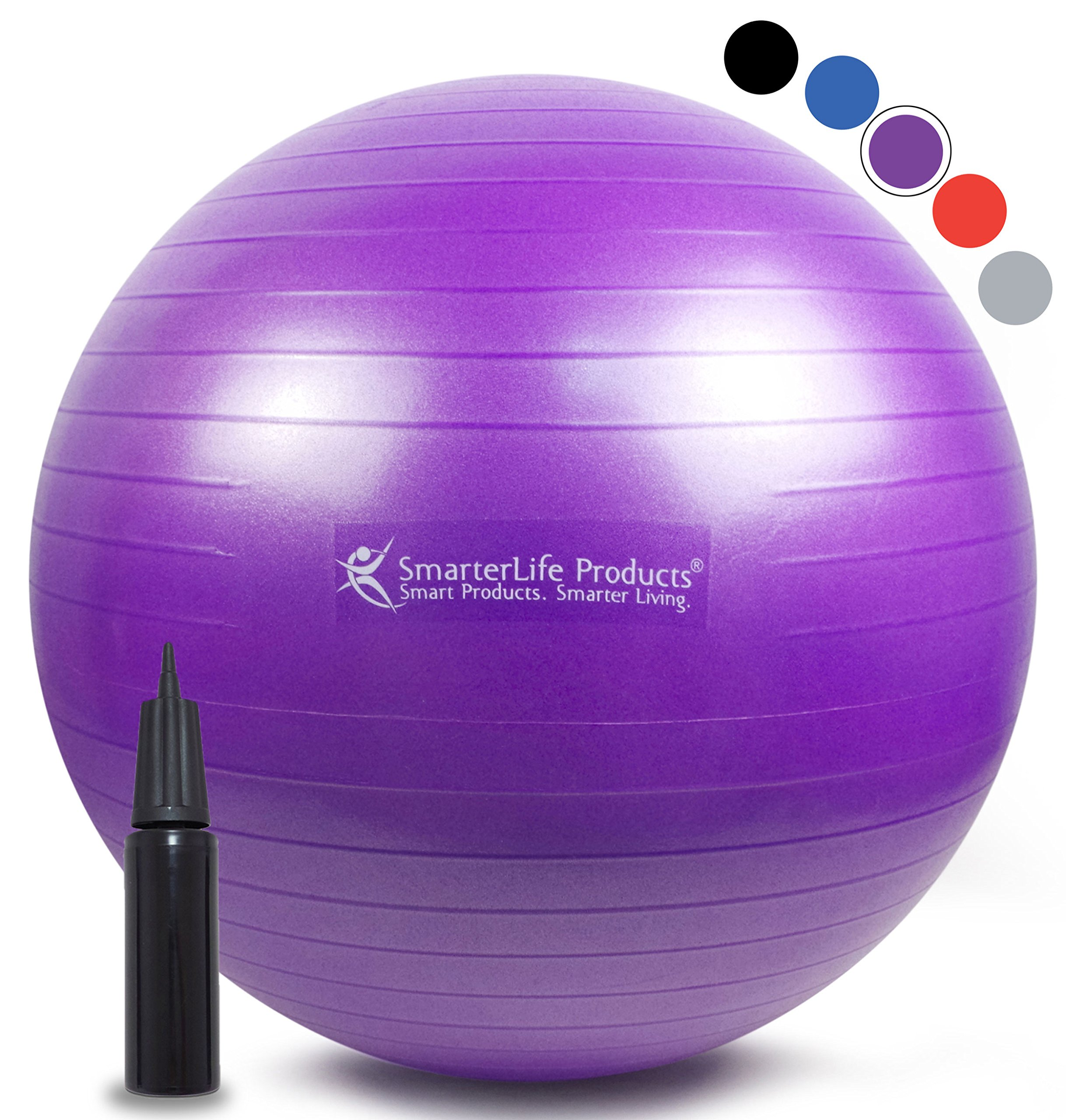 Stability Ball Office: Best Rated In Exercise Balls & Accessories & Helpful