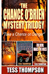 The Chance O'Brien Mystery Trilogy: Take a Chance on Danger