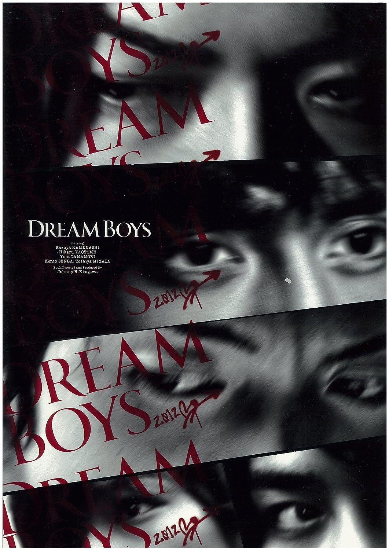 Kis-My-Ft2(キスマイフットツー)公式グッズ DREAM BOYS 2012 パンフレット&公式生写真【玉森裕太】セット B009TZRL22