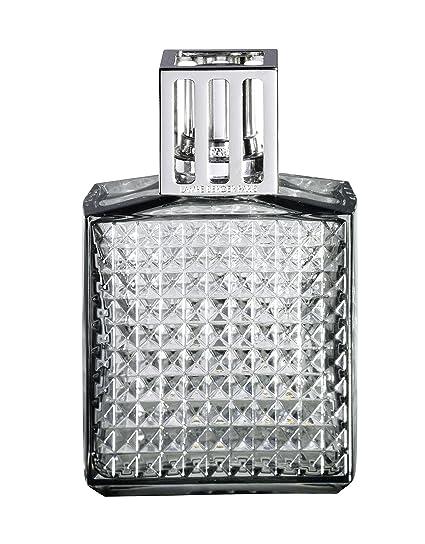 Lampe Berger 4473 Diamant Grise Lampe à Parfum, Plastique