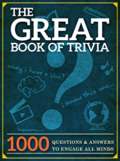 Ken jenningss trivia almanac 8 888 questions in 365 days kindle the great book of trivia 1000 questions and answers to engage all minds fandeluxe Gallery