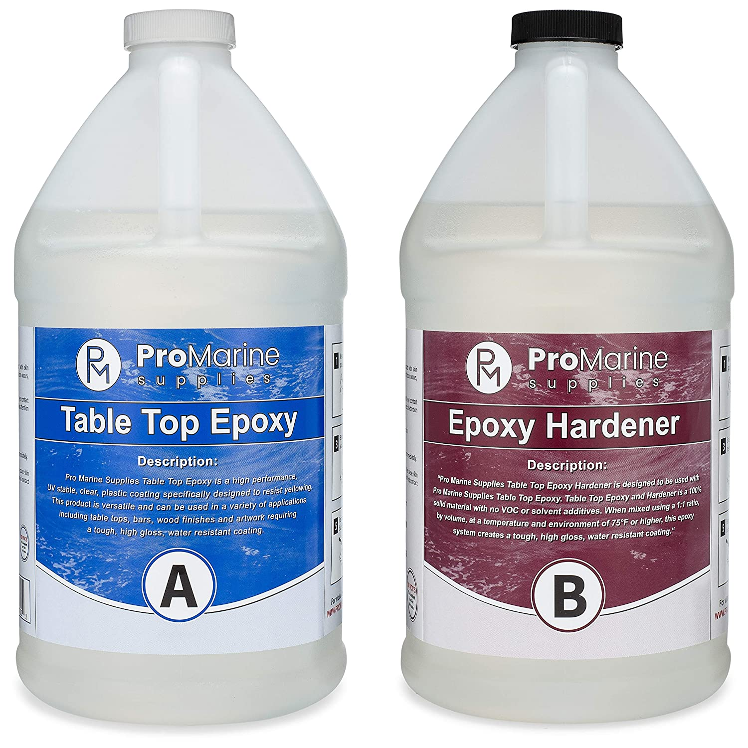 Top 10 Best Epoxy Resin For Wood