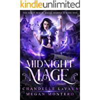 Midnight Mage (The Night Realm: Magic Marked Book 1) book cover
