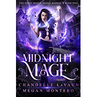 Midnight Mage (The Night Realm: Magic Marked Book 1) (English Edition)