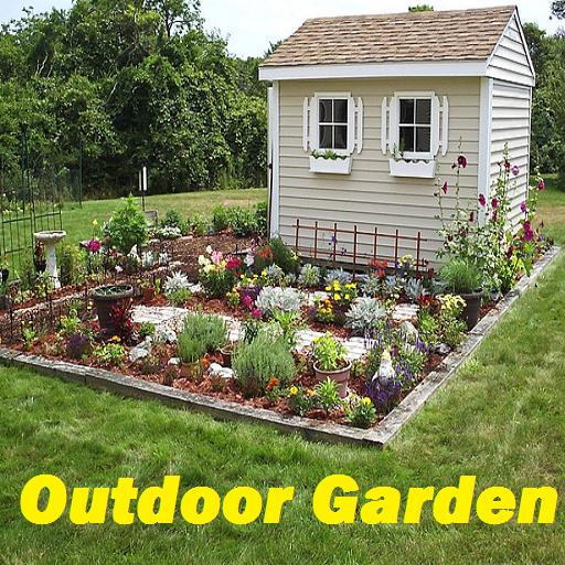 Cheap  Outdoor Garden