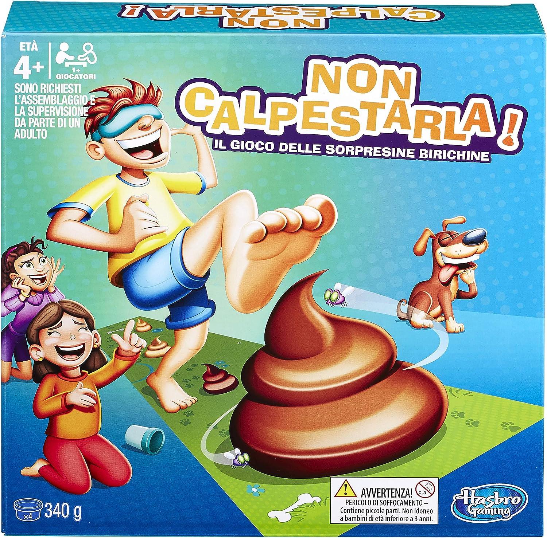 Non calpestarla gioco divertente per bambini