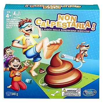 Hasbro Gaming No Calpestarla Juegos De Caja Amazon Es Juguetes Y