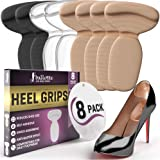 Reusable Shoes Too Big Inserts, [Extra Soft] and Sticky Heel Grips for Womens Shoes, Heel Inserts for Shoes, Shoe Pads Liners Mix Comfortable Protectors for Women Loose Shoes