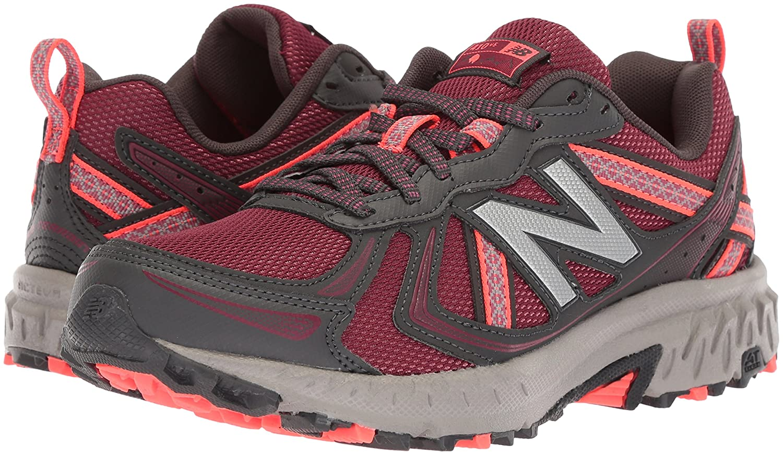 New Balance Women's WT410v5 Cushioning Trail Running Shoe B0751TKFT4 5.5 B(M) US|Vortex