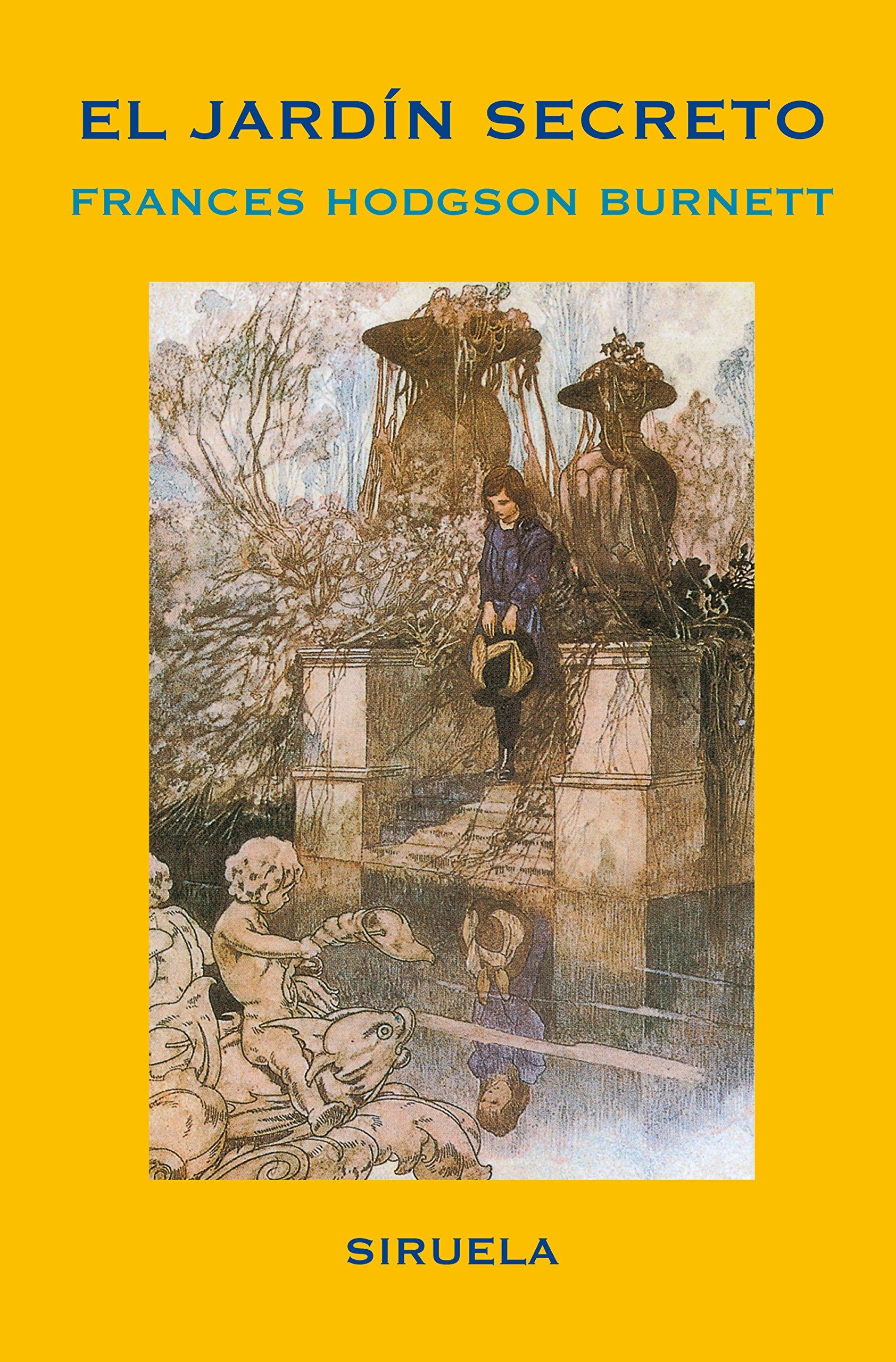El jardín secreto: 6 (Las Tres Edades): Amazon.es: Burnett, Frances Hodgson, del Río, Isabel: Libros