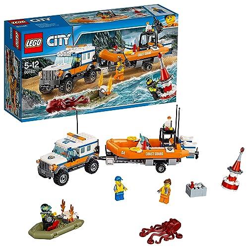 """LEGO UK 60165 """"4 x 4 Response Unit Construction Toy"""