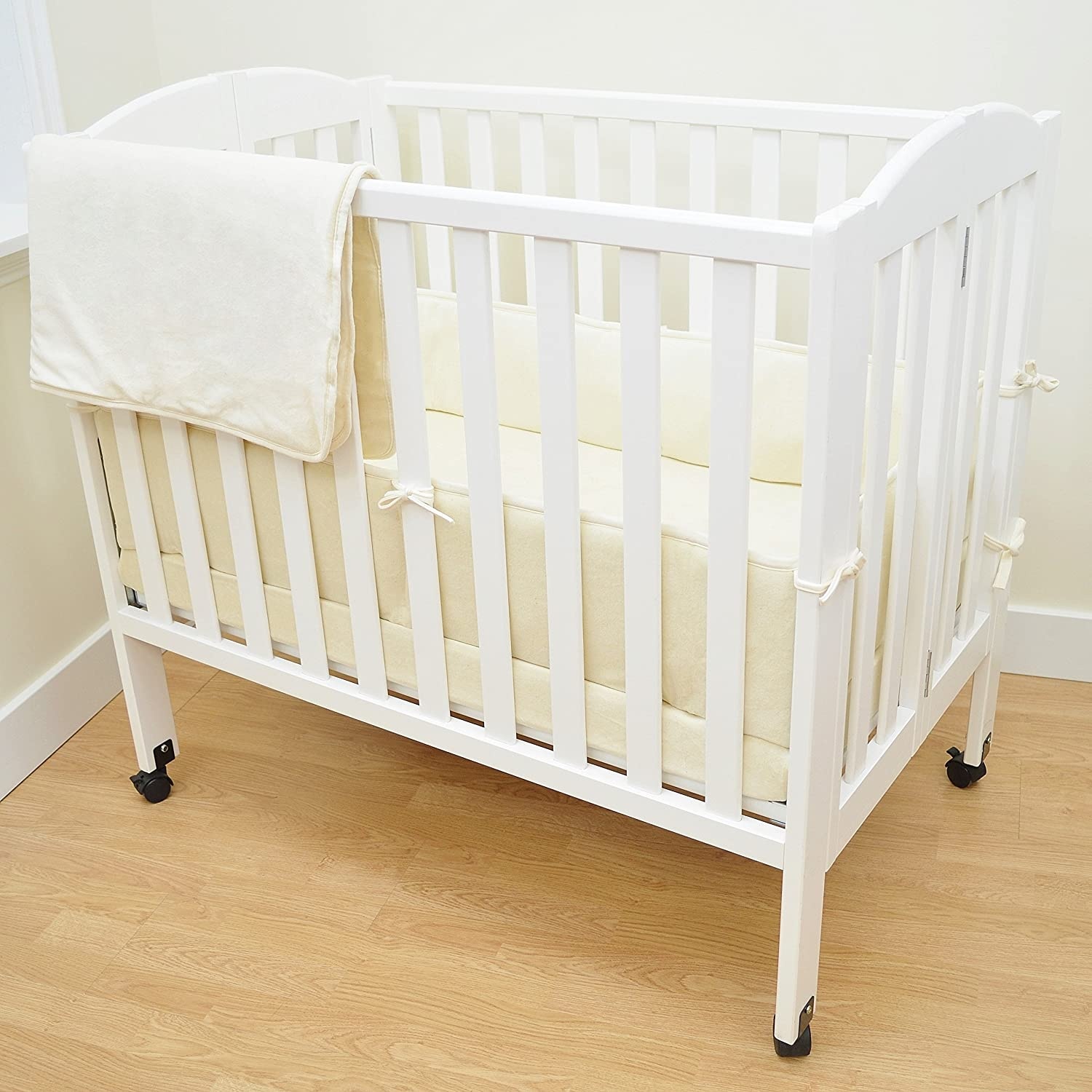 baby amazon com natural portable crib children delta mini travel dp
