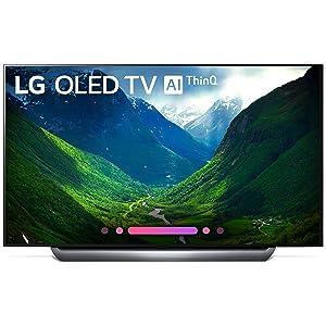 Amazon com: LG Electronics OLED55B8PUA 55-Inch 4K Ultra HD Smart