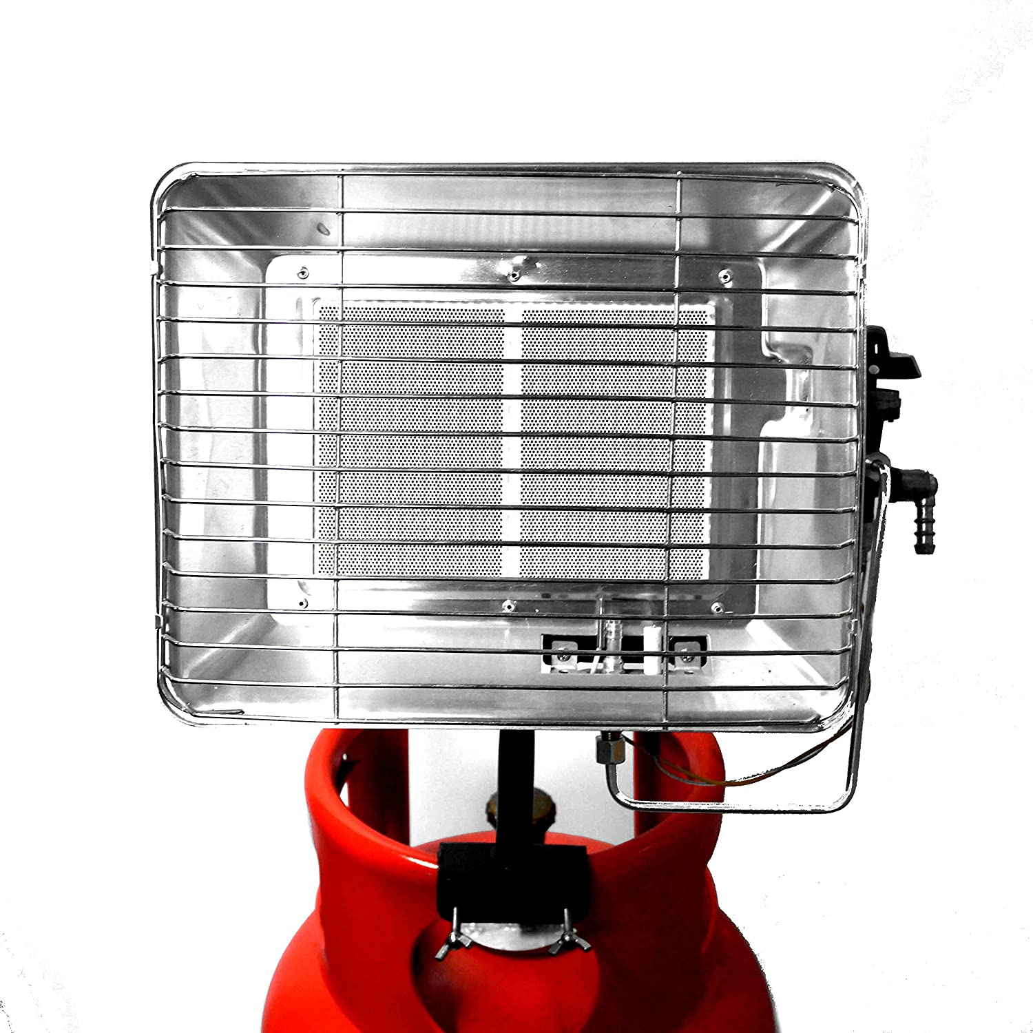 Project-03 4.4kw Bottle Mounted Gas Heater With Pilot, Flame Fail Safety Device & ignition