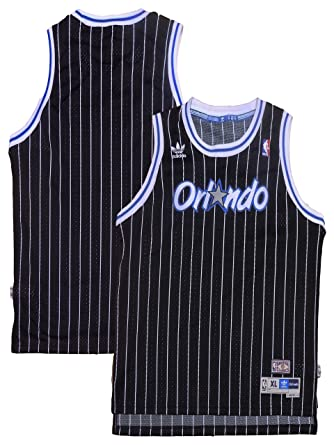 online store 19348 c6900 Orlando Magic Black Hardwood Classic Youth Wordmark Swingman Blank Jersey