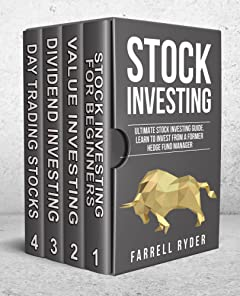 Stock Investing: Ultimate Investing Guide. Learn To Invest From A Former Hedge Fund Manager