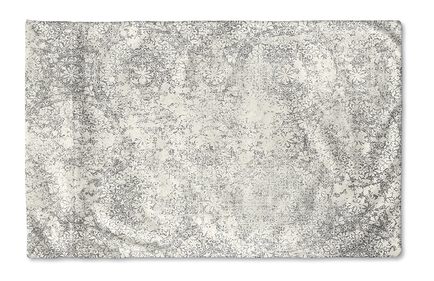 - Encompass Collection KAVKA Designs Syracuse Pillow Case, Size: 30X20X1 - Grey TELAVC1484PC32
