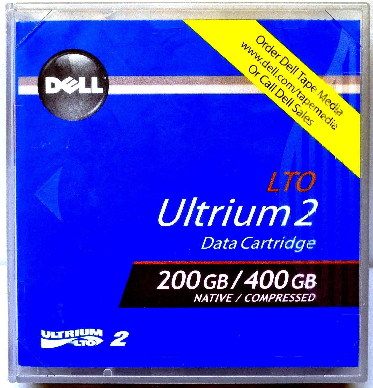 Dell N0439 200/400GB LTO 2 Tape Ultrium2 Data Cartridge