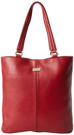 e794e03604 Cole Haan Village Flat Travel Tote,Velvet Red,One Size: Amazon.in ...