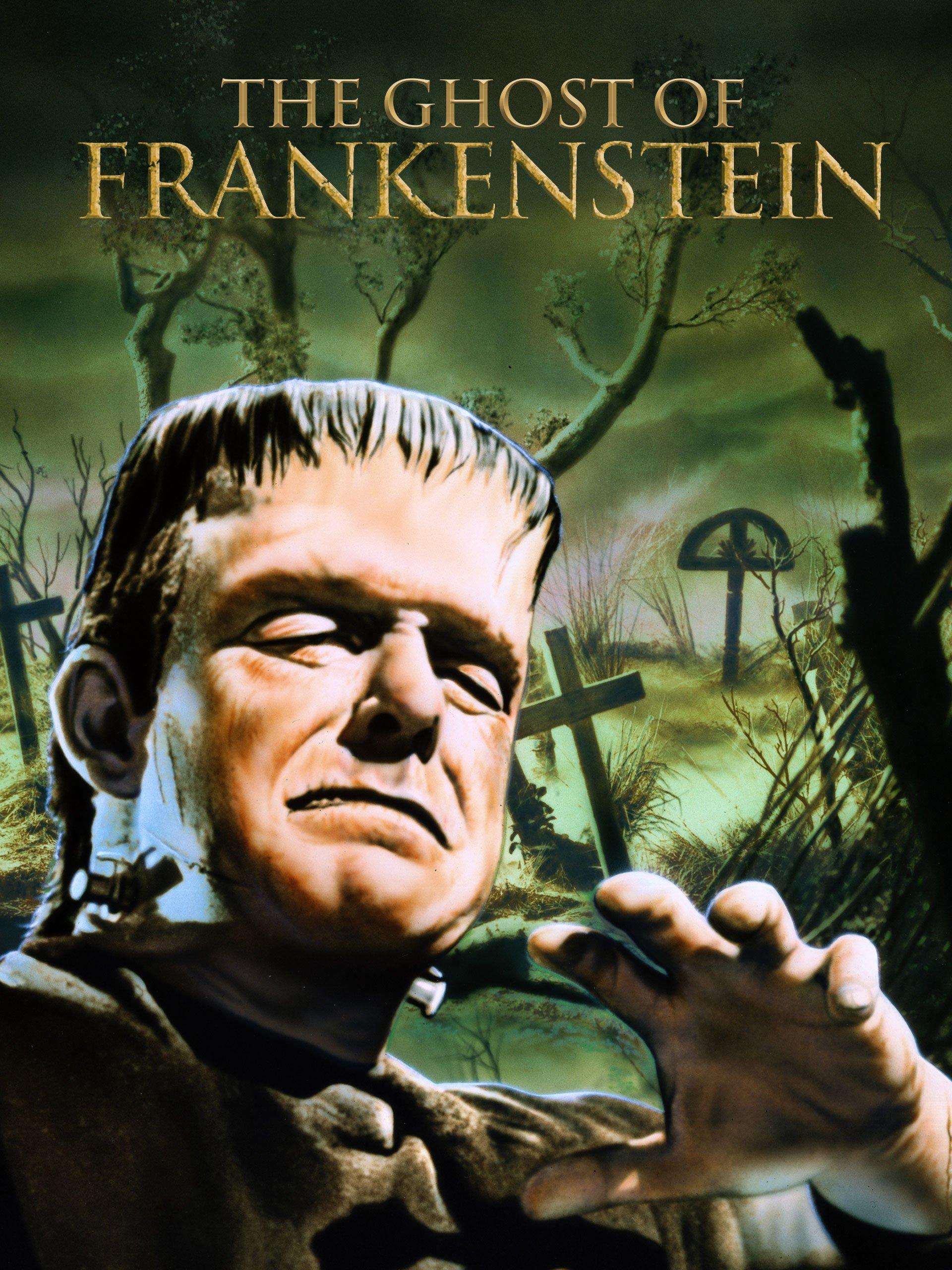 "1942 /""The Ghost of Frankenstein/"" Bela Lugosi Lon Chaney 11 X 17 MOVIE POSTER"