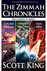 The Zimmah Chronicles: The Complete Series Kindle Edition