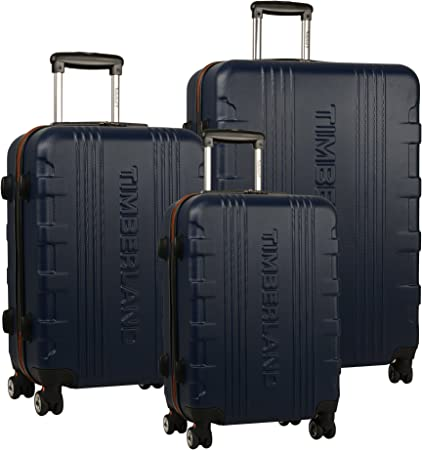 Timberland Fully Lined Sturdy Luggage