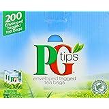 PG Tips Envelope 200 Tea Bags