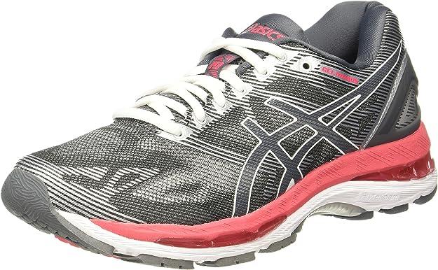 Asics Gel Nimbus 19 Womens Zapatillas para Correr - 42.5: Amazon.es: Zapatos y complementos